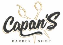 Capan's Barbershop Logo